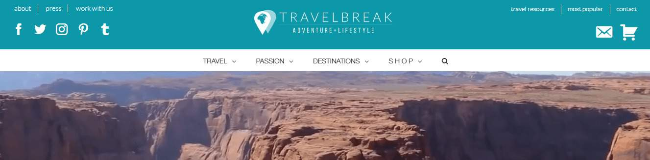 One of the best travel blogs around