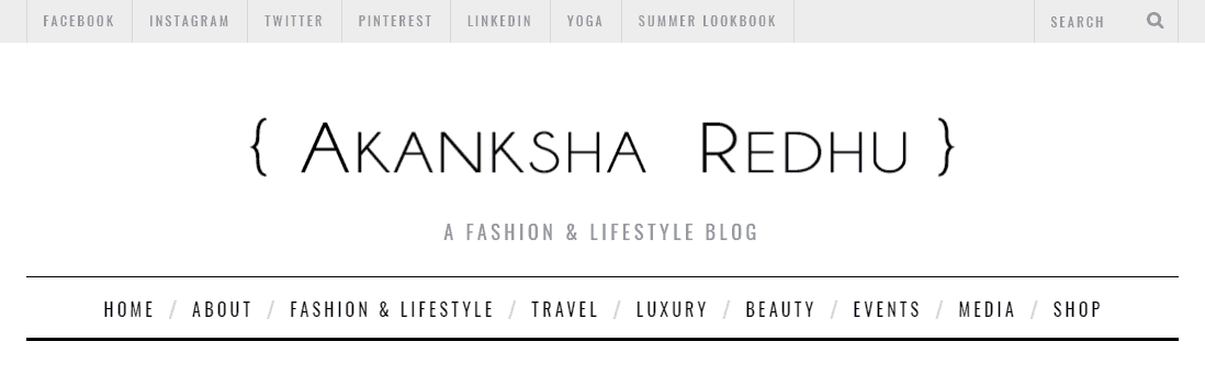 Indian Lifestyle bloggers