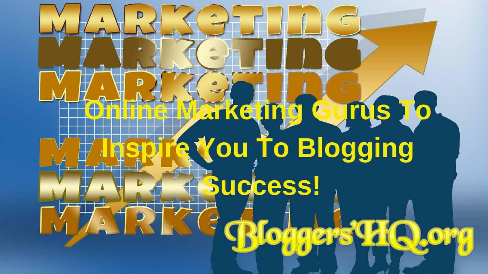 Marketing Gurus Featured