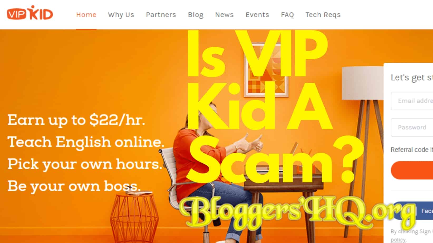 Is VIP Kid A Scam?