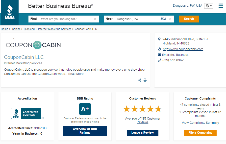 Is Couponcabin A Scam An Honest Review Updated Bloggershq Org