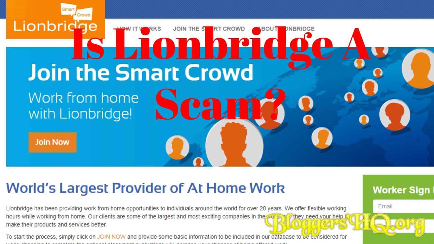 lionbridge home work