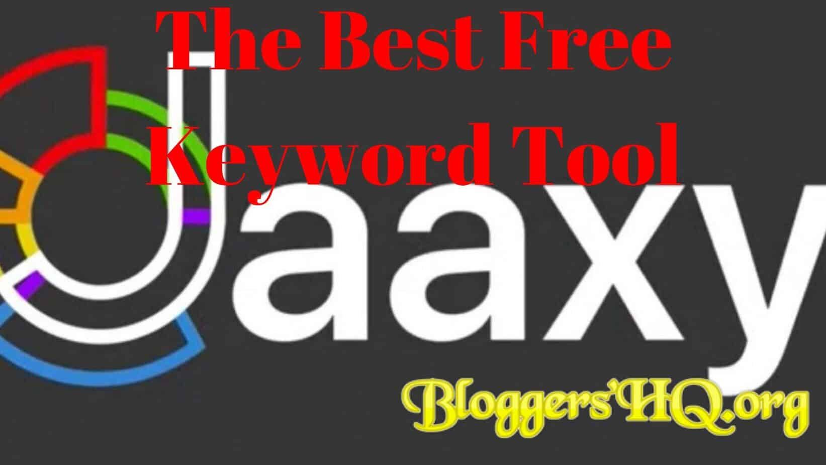 The Best Free Keyword Tool