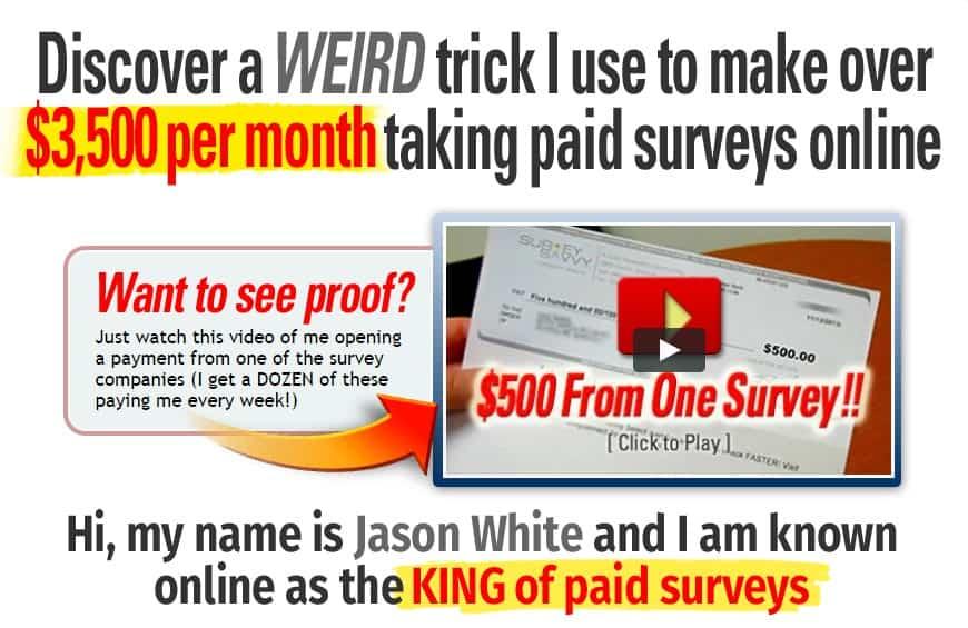 Take Surveys For Cash Scam Review
