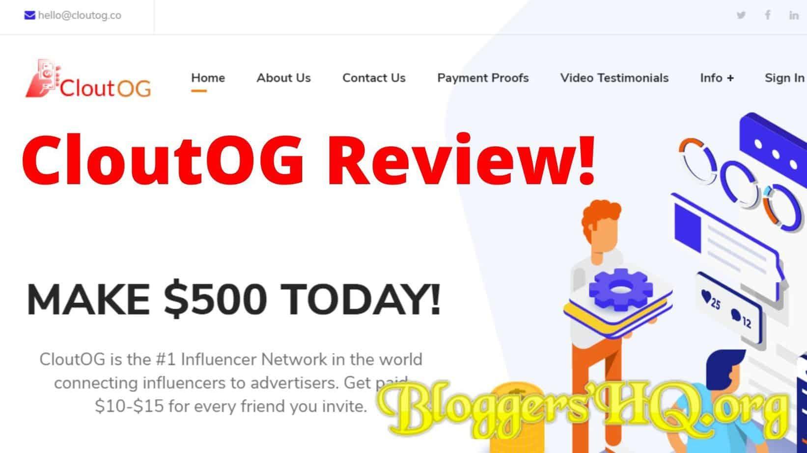 CloutOG Review