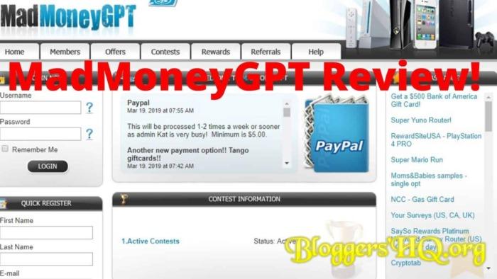 MadMoneyGPT Review
