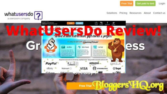 WhatUsersDo Review